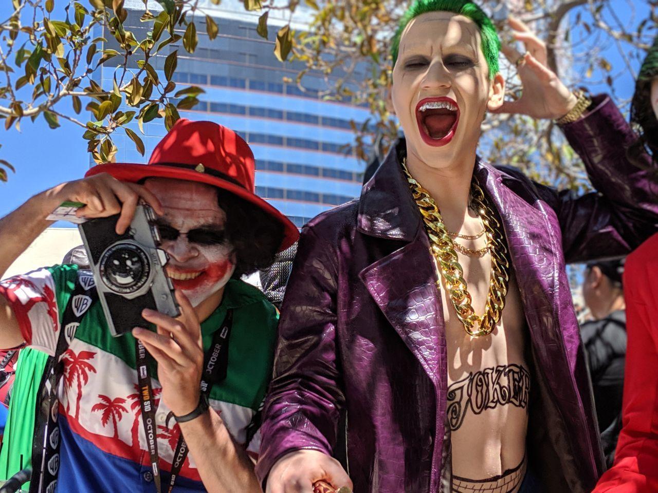 Killing Joke & Suicide Squad Joker