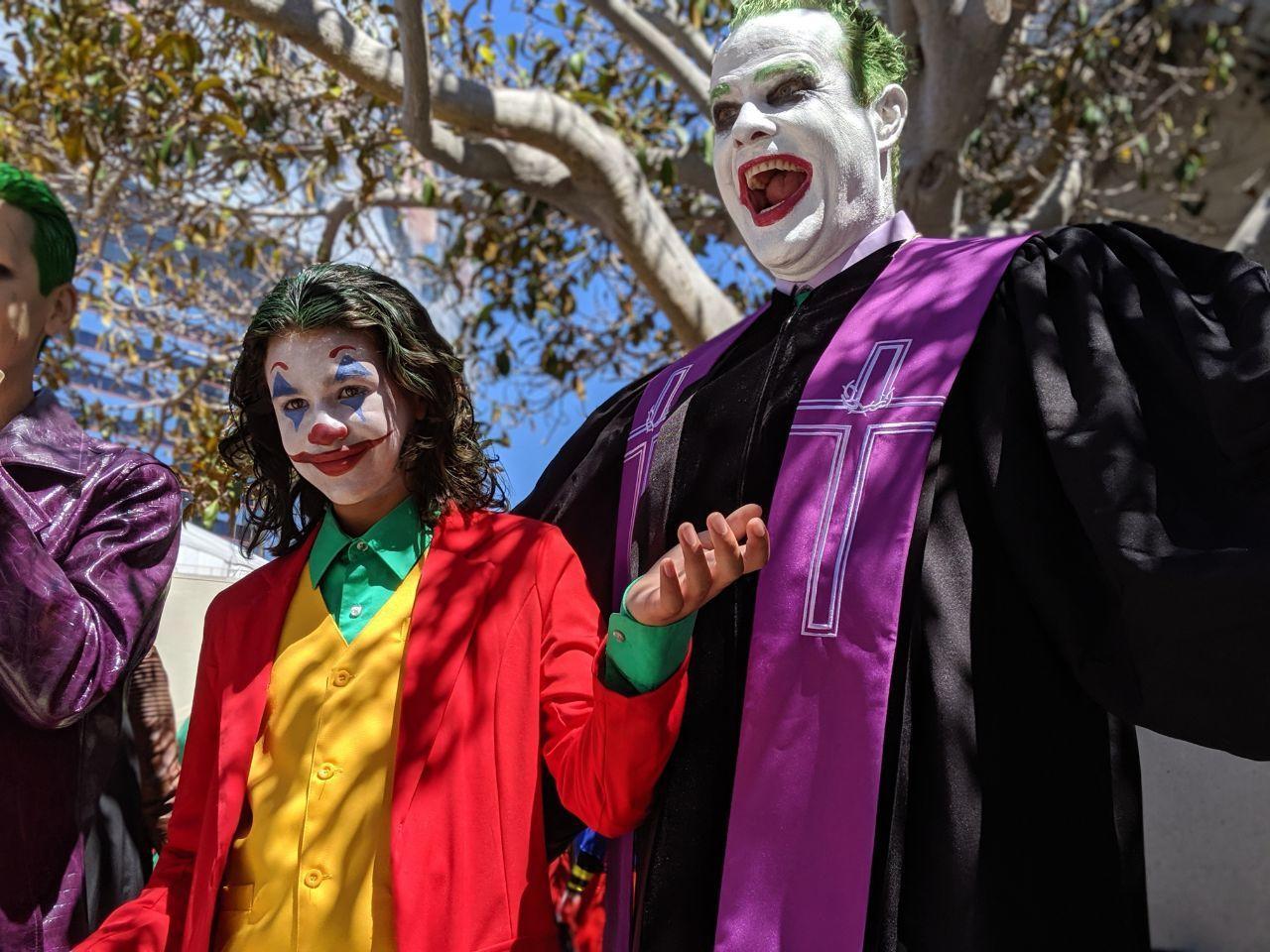 Todd Phillip's Movie & Priest Joker