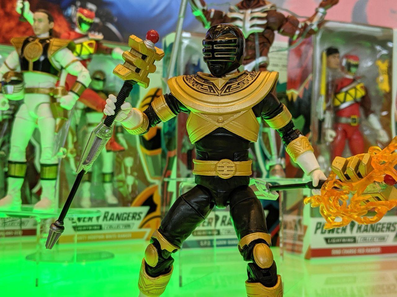 Zeo Gold Ranger