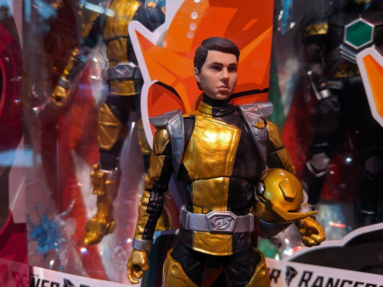 Best Morphers Gold Ranger