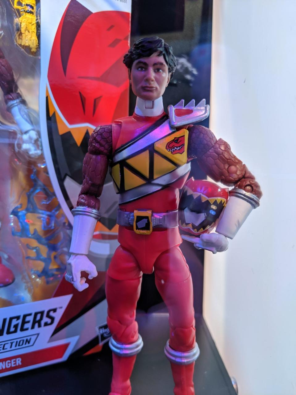 Dino Charge Red Ranger
