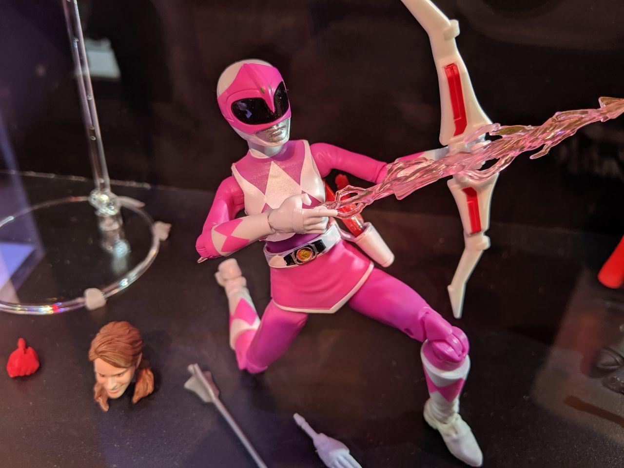 Mighty Morphin' Pink Ranger