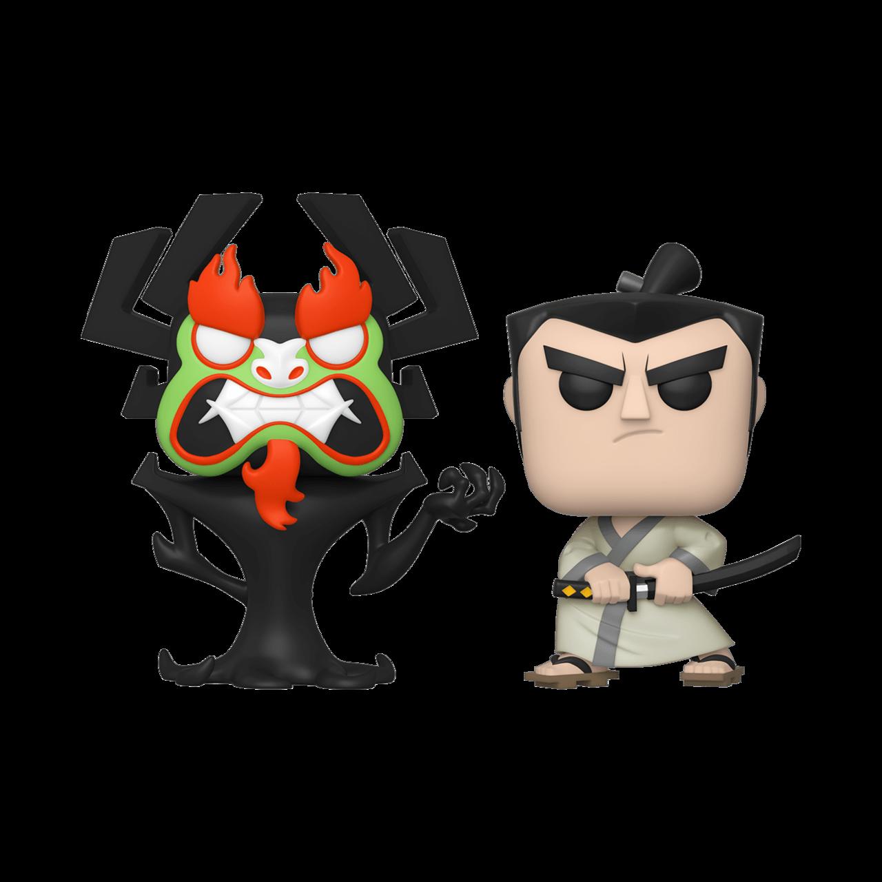 Samurai Jack 2 Pack