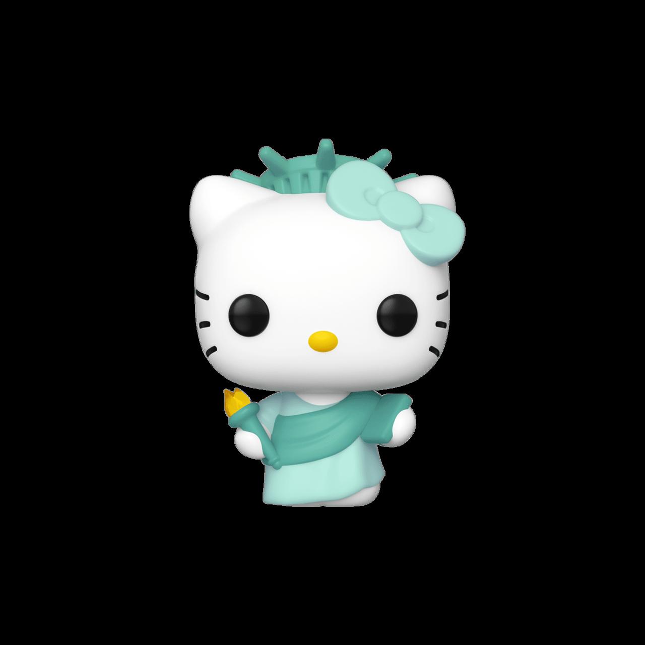 Lady Liberty Hello Kitty