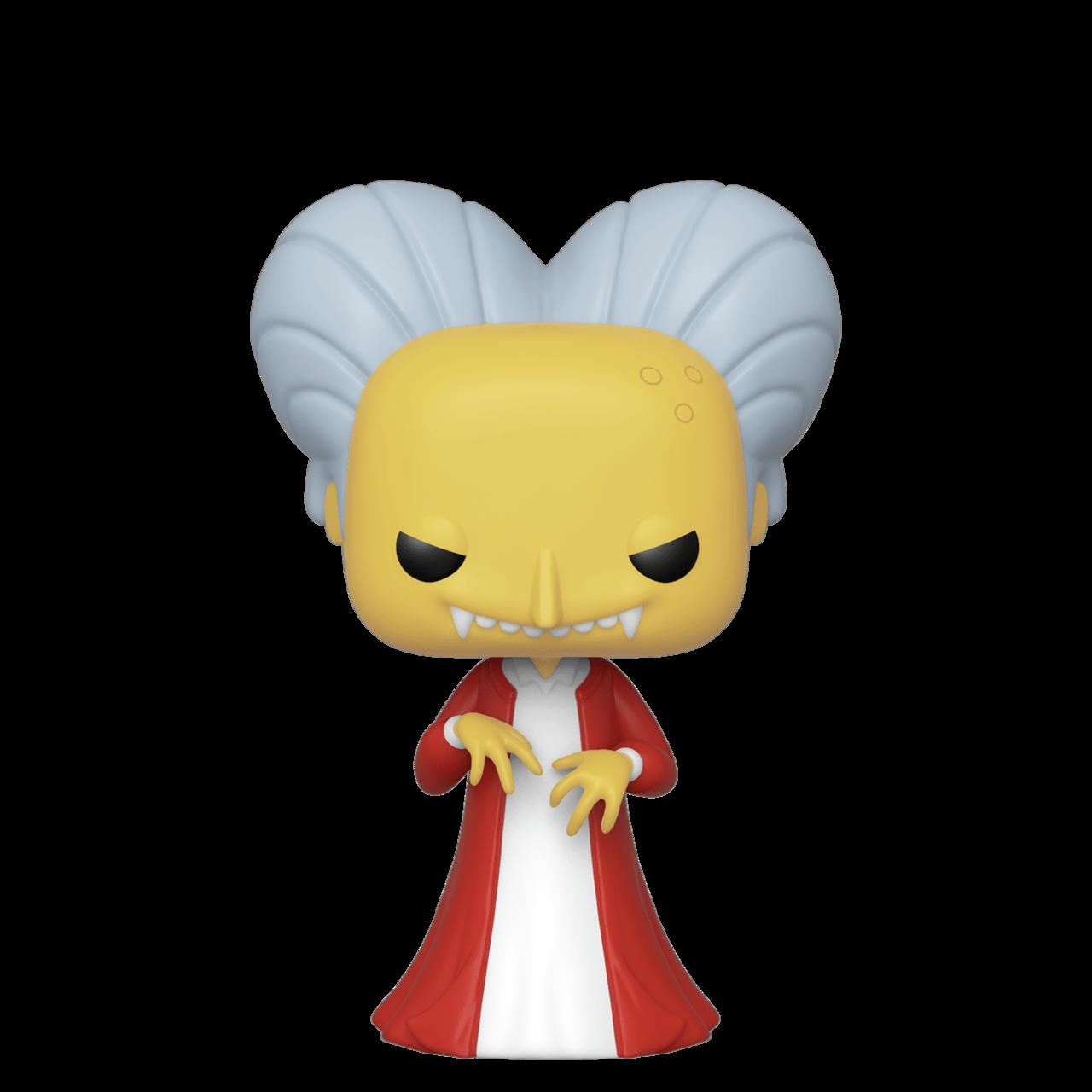 Vampire Mr. Burns