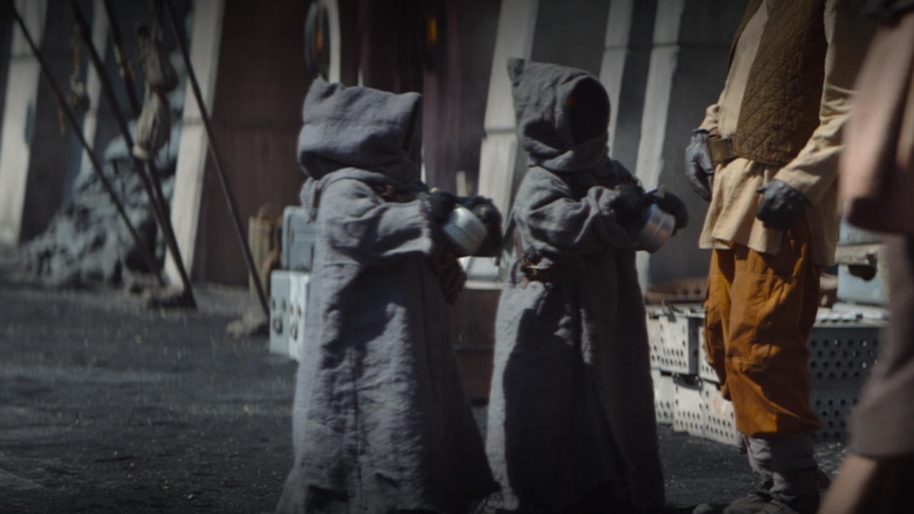 2. Jawas are everywhere on the Outer Rim