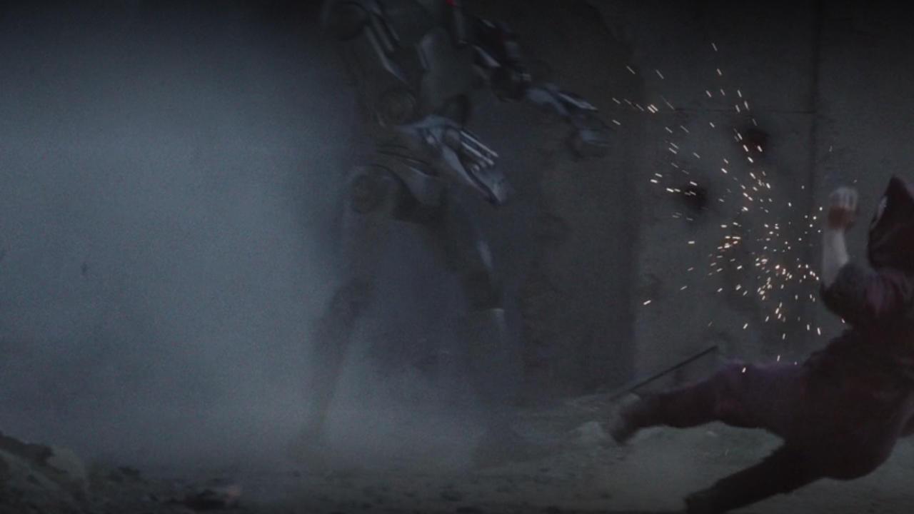 12. The attack on Mandalore