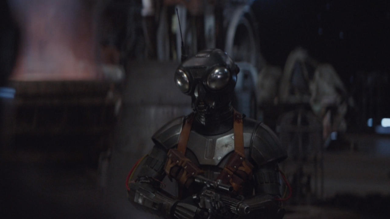 5. This is the droid you're looking for