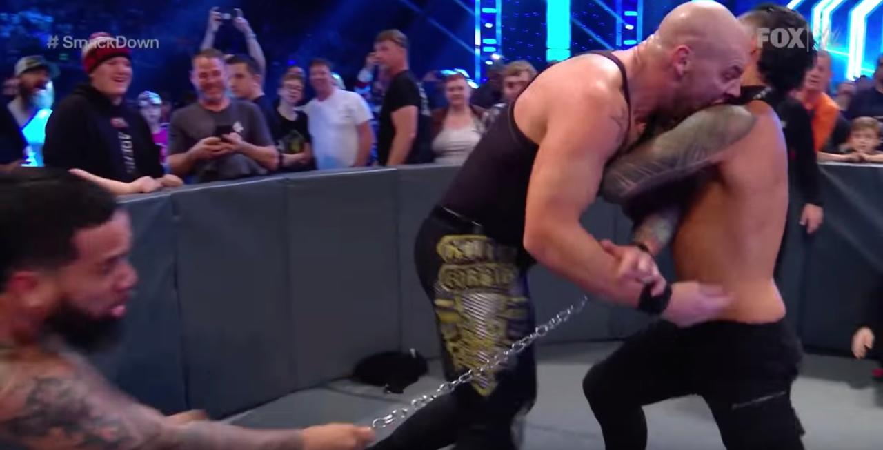 King Corbin takes a bite out of crime