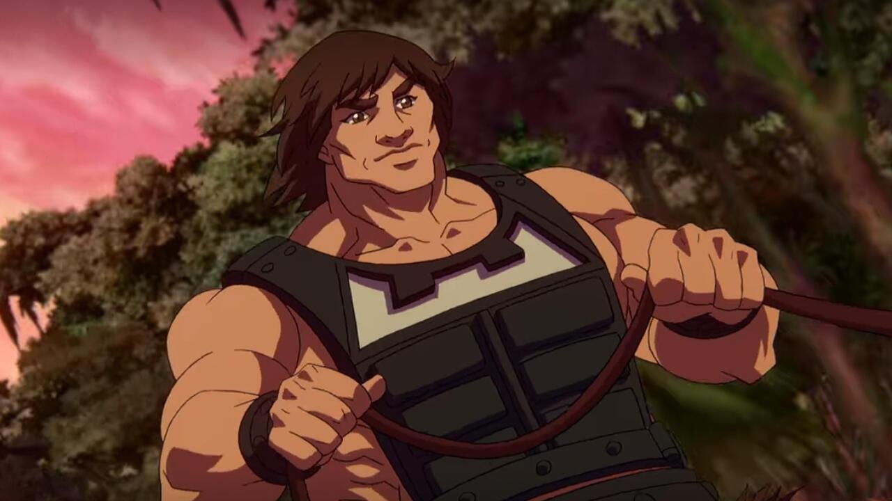 1. Wun-Dar: The Savage He-Man