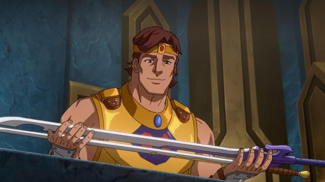 4. He-Ro: Heroic Cosmic Warrior and Champion of Grayskull