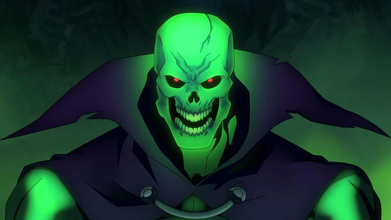 5. Scare Glow: Evil Ghost of Skeletor