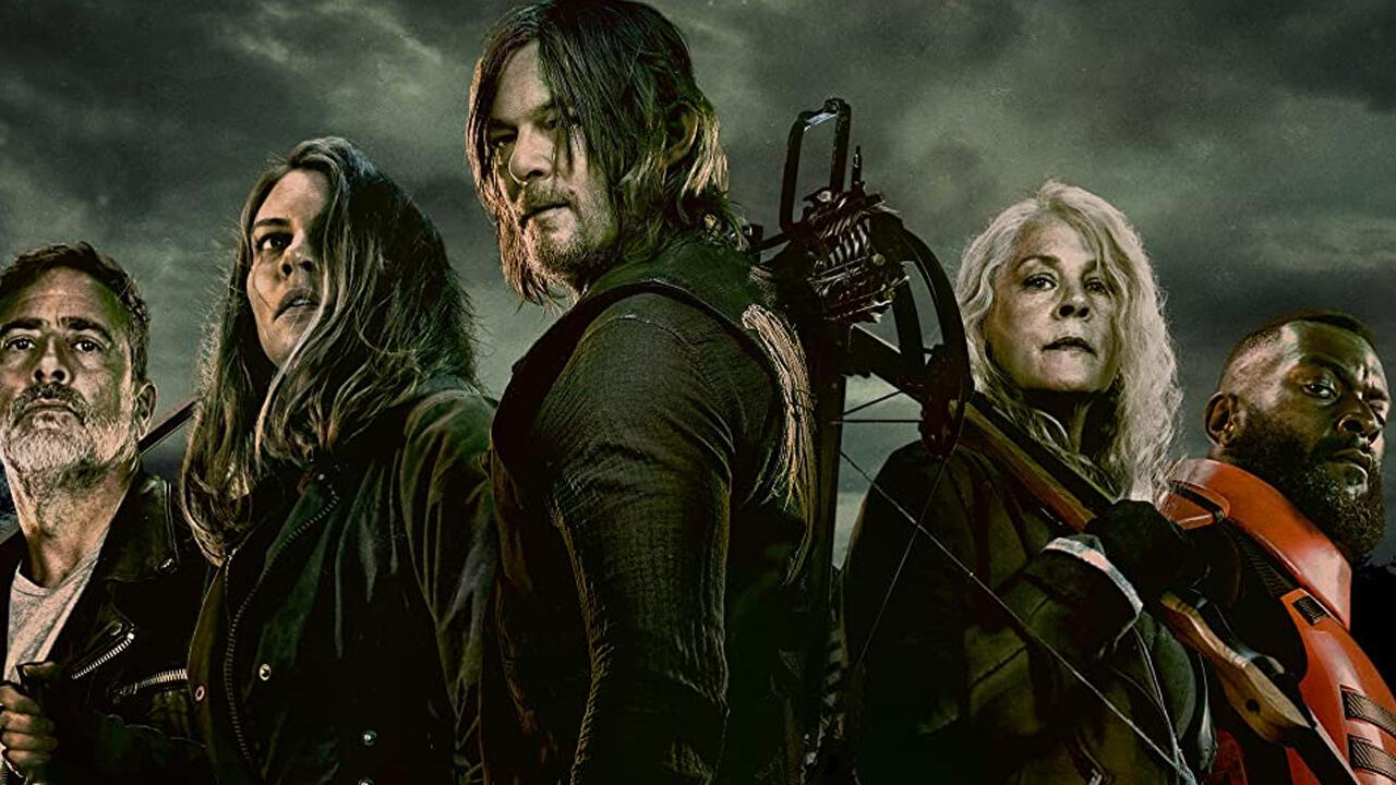The Walking Dead (AMC+/Netflix)