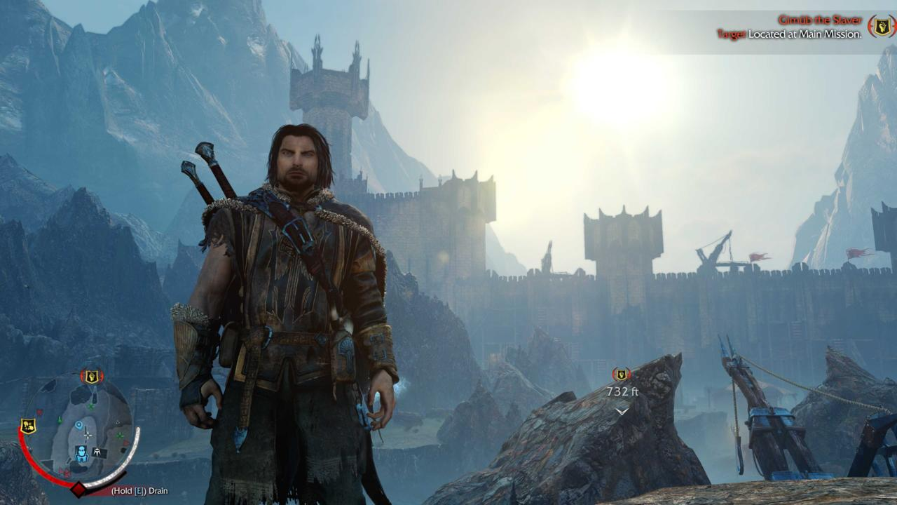 12.Middle-earth: Shadow of Mordor