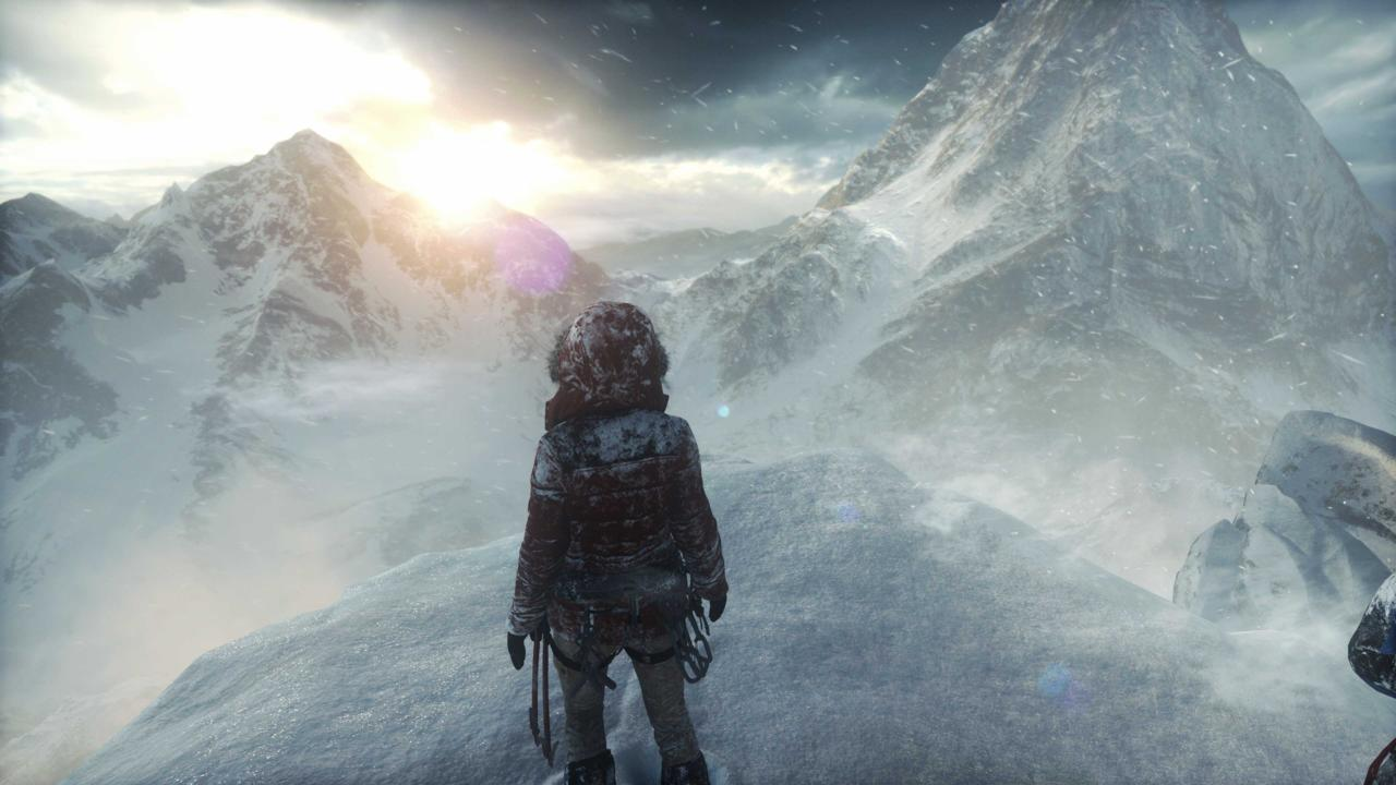 3. Rise of the Tomb Raider