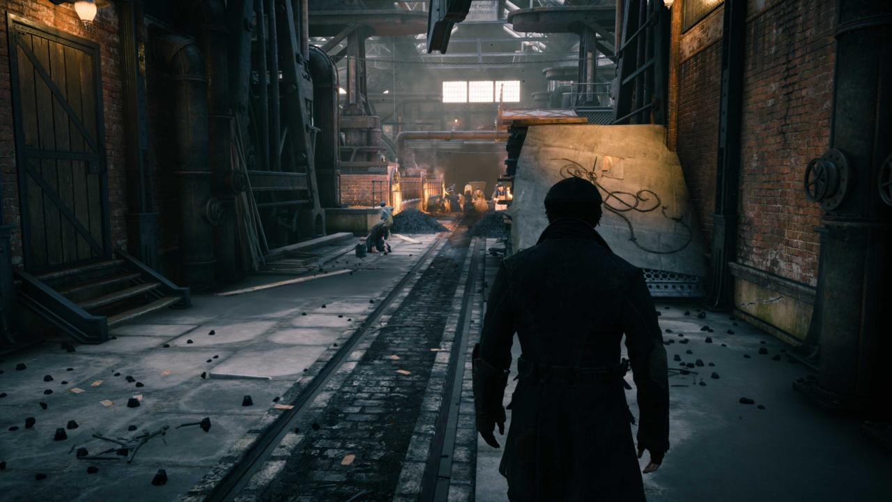 4. Assassin's Creed Syndicate*