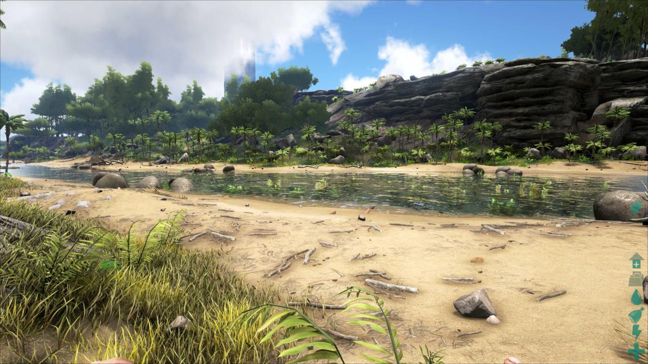 2. ARK: Survival Evolved