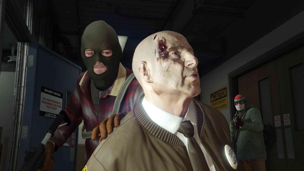 1. Grand Theft Auto V