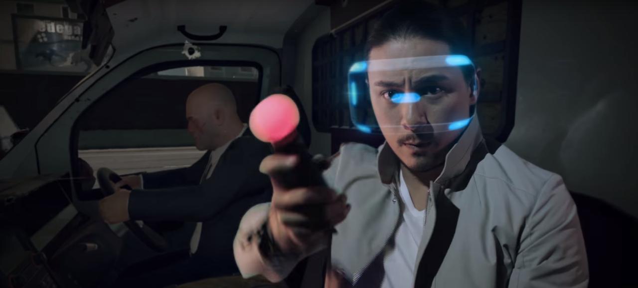 PlayStation VR World