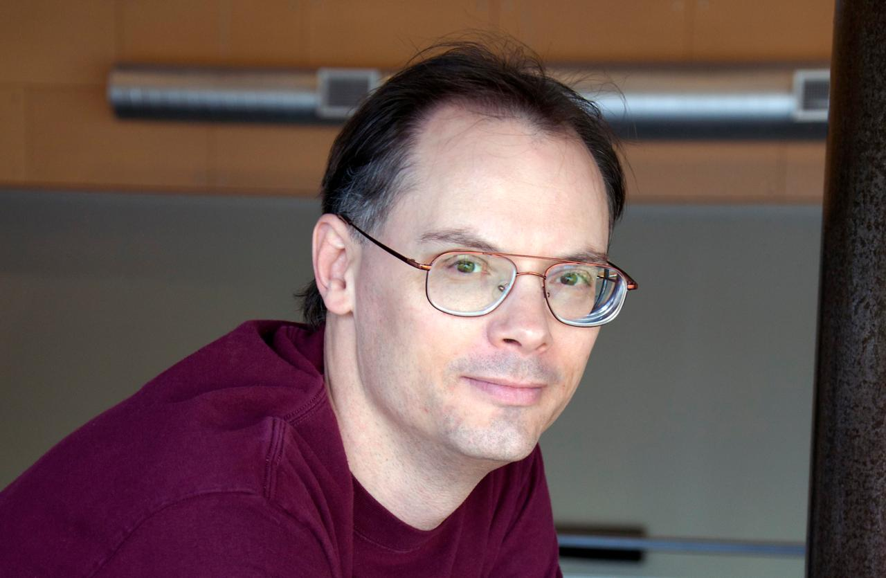 Epic Games Founder and CEO Tim Sweeney