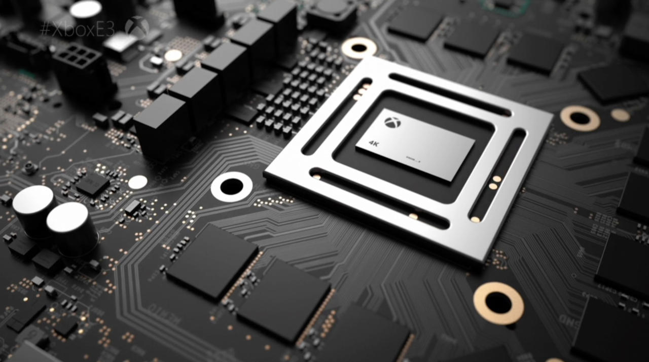 Project Scorpio purports to support both 4K video playback and 4K gaming.