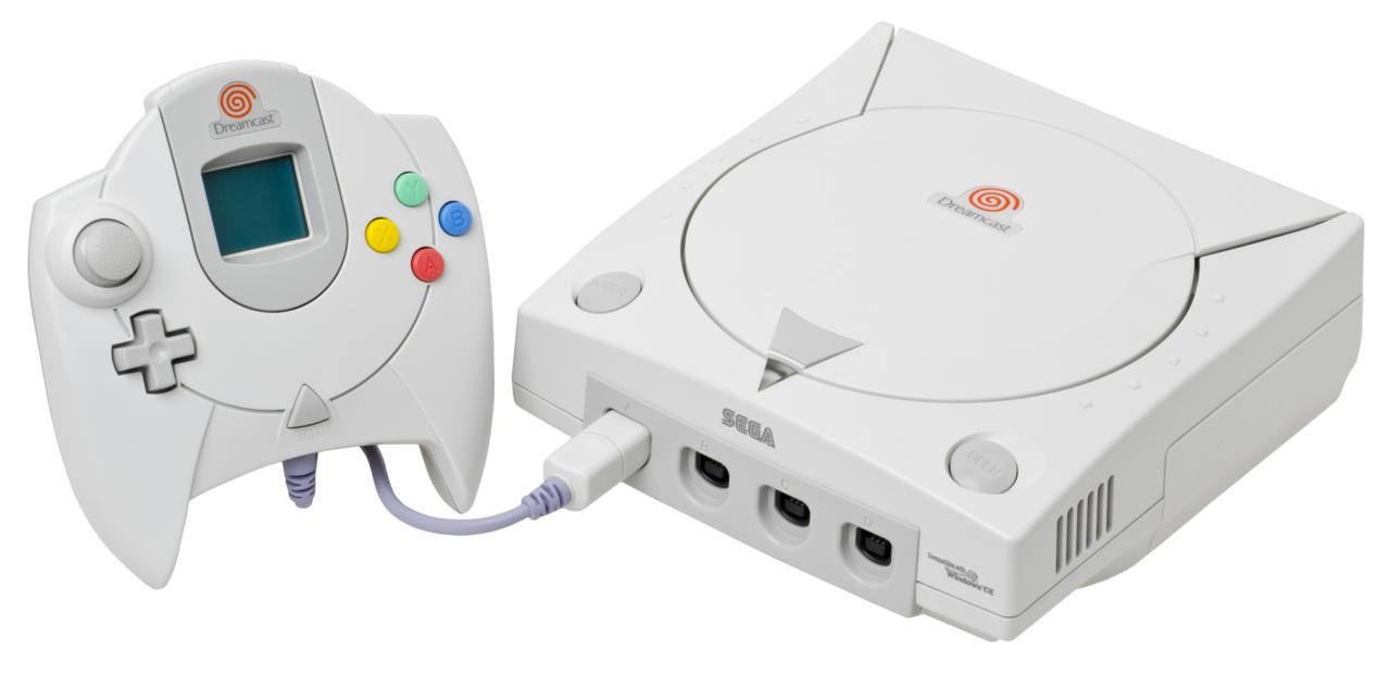 14. Sega Dreamcast