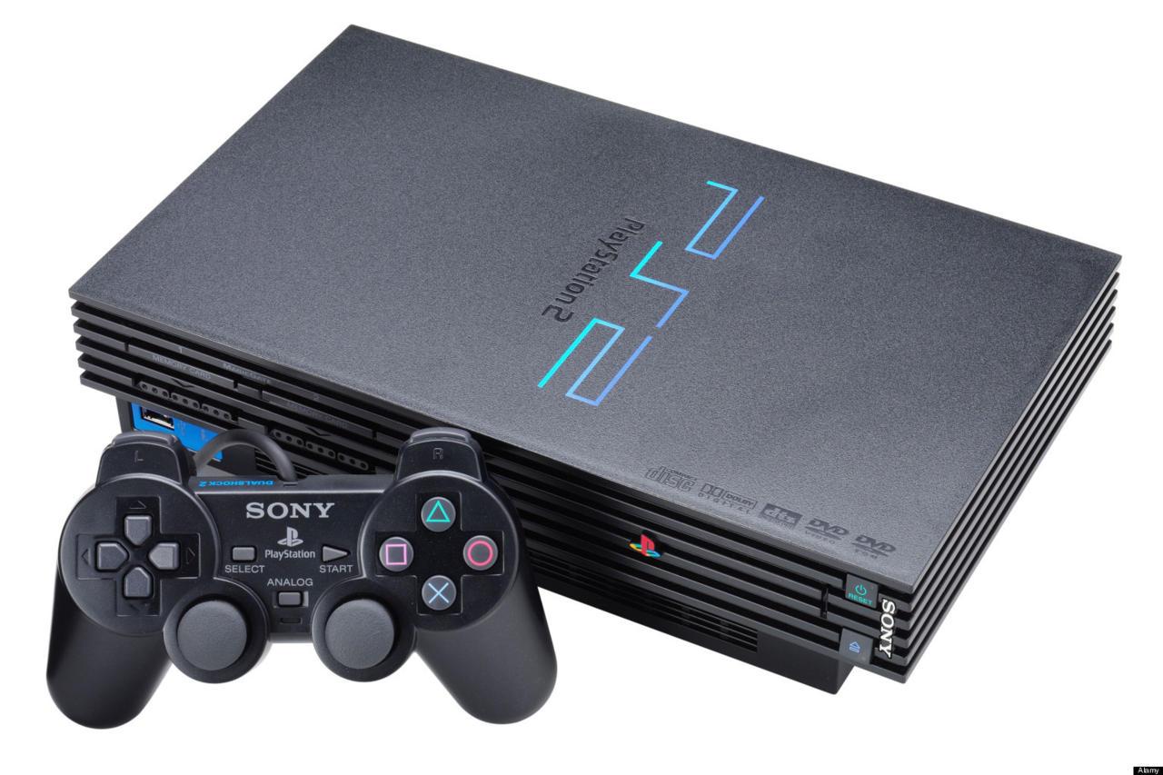 13. Sony PlayStation 2
