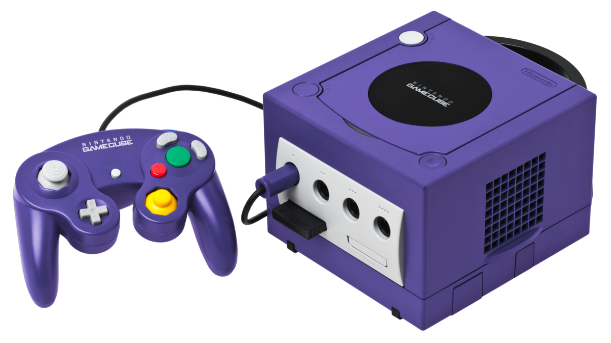 12. Nintendo GameCube