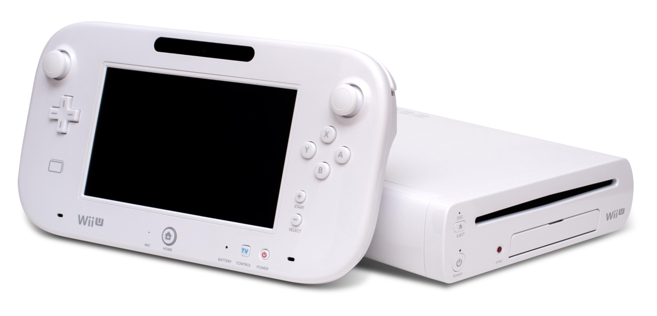 7. Nintendo Wii U
