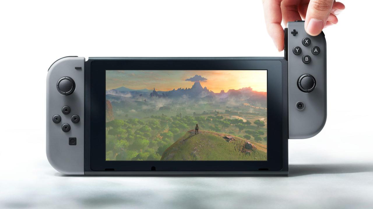 6. Nintendo Switch