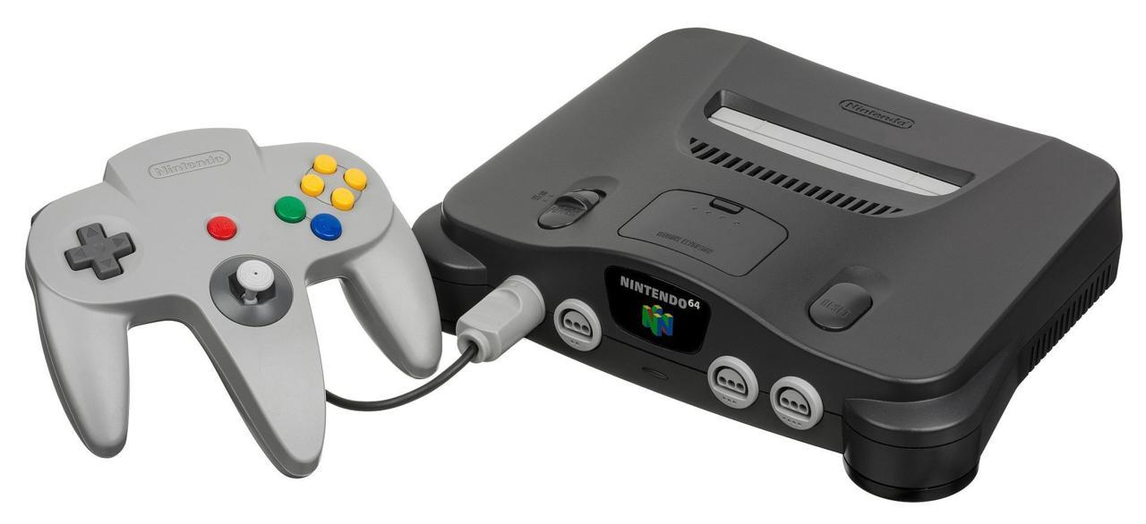 14. Nintendo 64