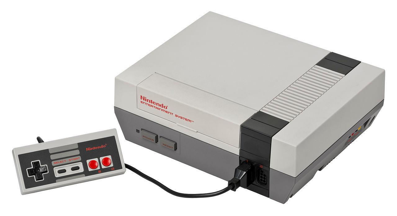 12. Nintendo Entertainment System