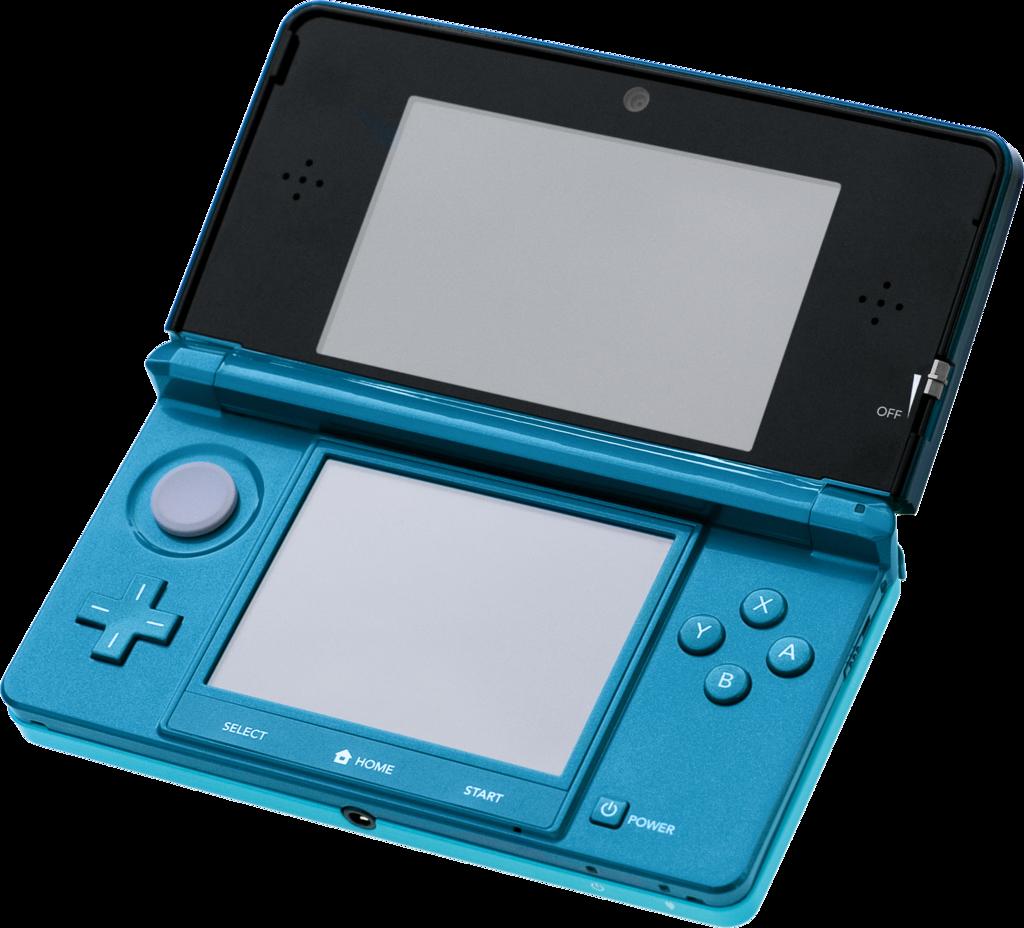 10. Nintendo 3DS