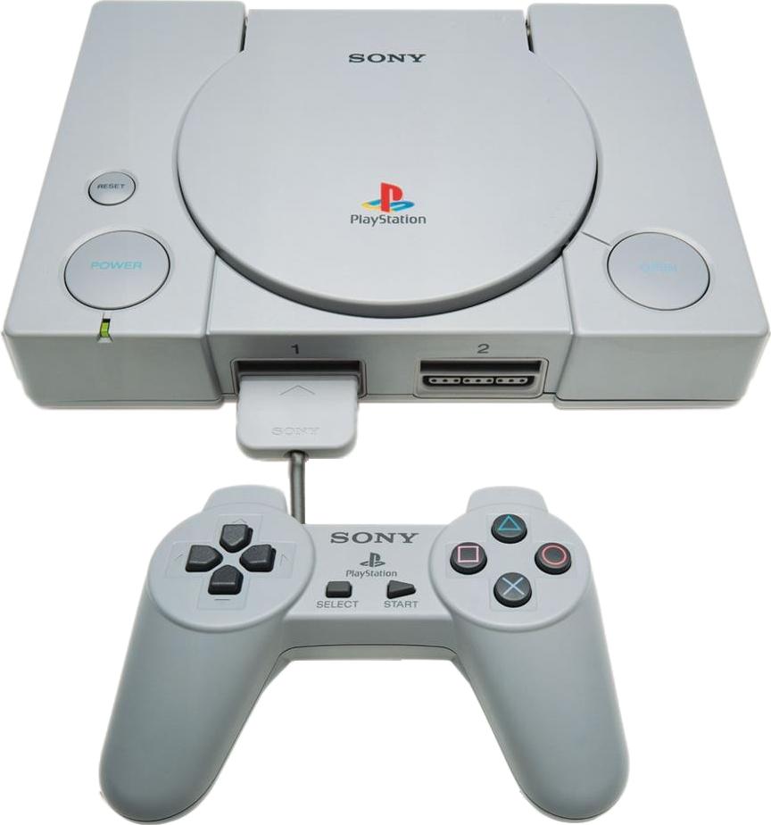 4. PlayStation