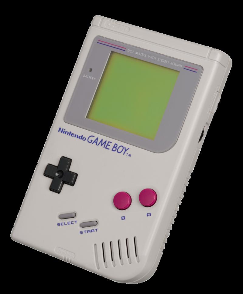 3. Game Boy/Game Boy Color