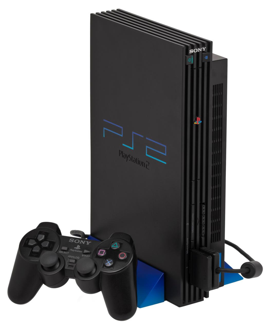 1. PlayStation 2