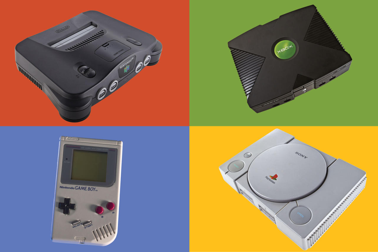 Best-Selling Consoles