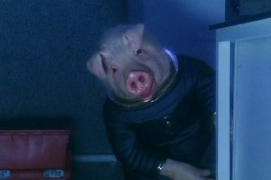 21. Alien (later known as Space Pig on Doctor Who spinoff, Torchwood)