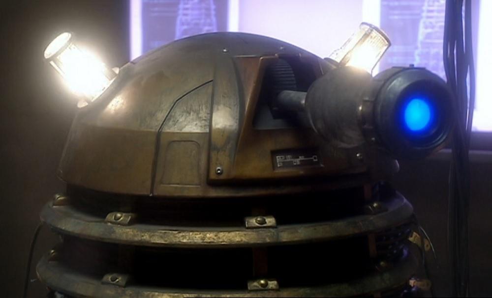11. The Daleks