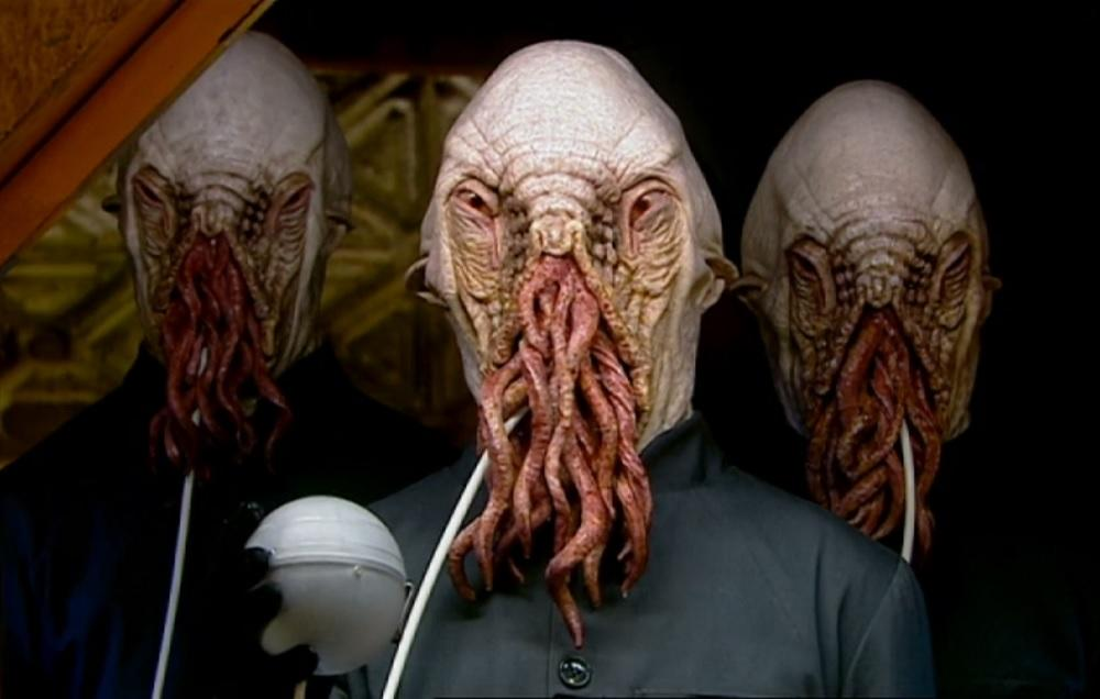 10. The Ood