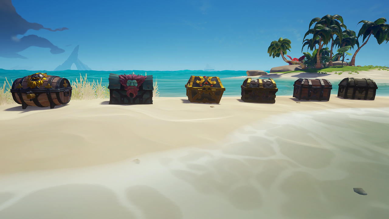 Game-Changing Treasures