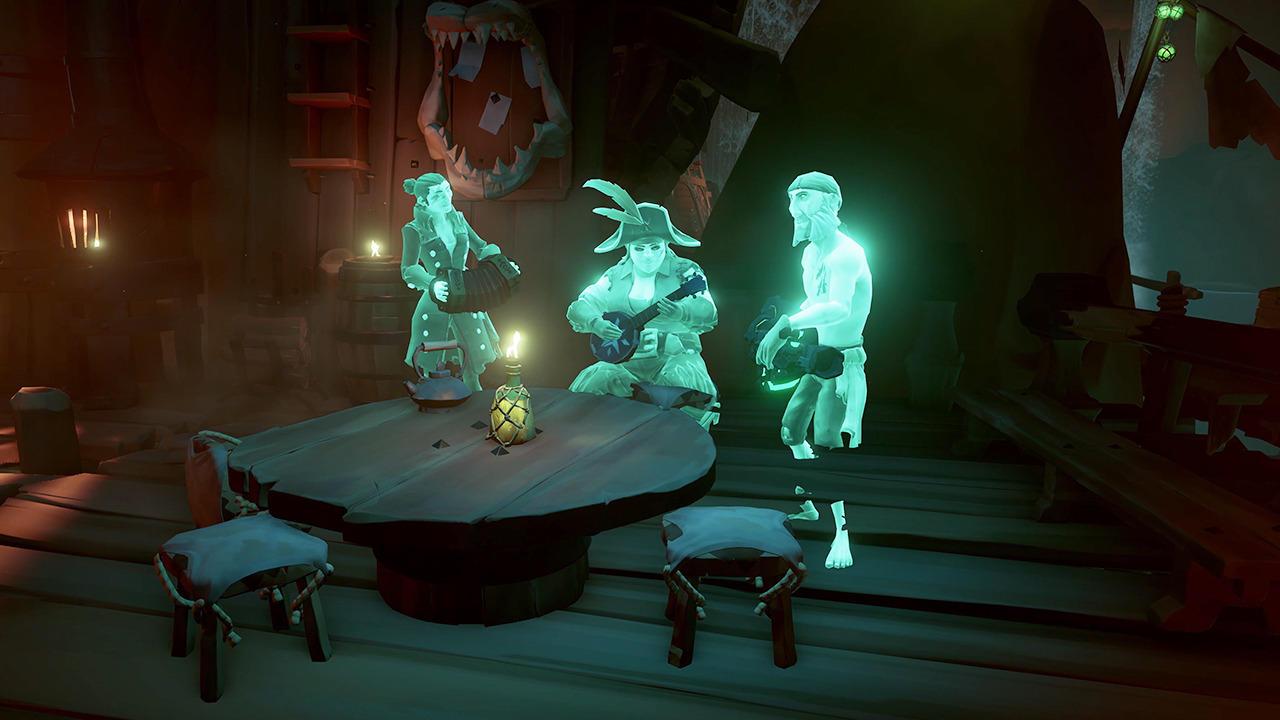 Become A Pirate Legend