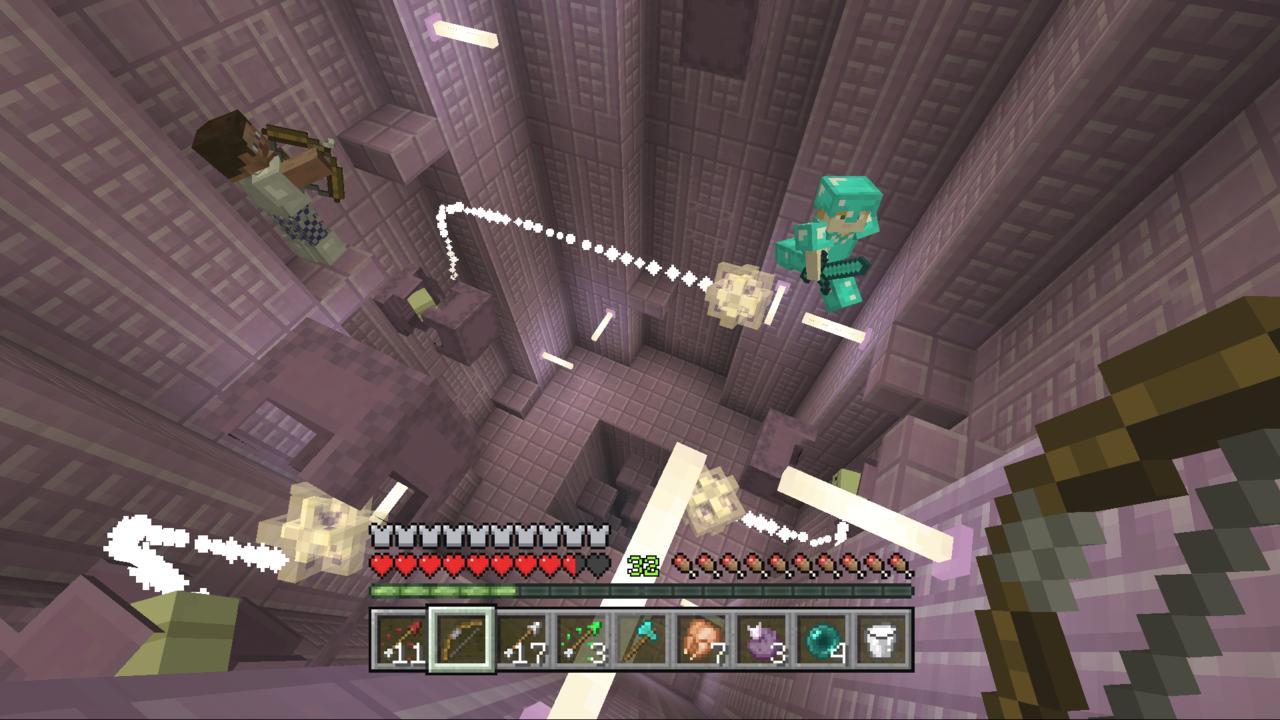 Highlight: Minecraft Cross-Play