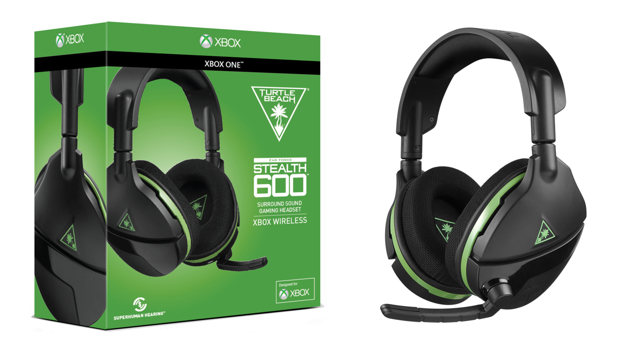 The Xbox One model of the Turtle Beach Stealth 600.