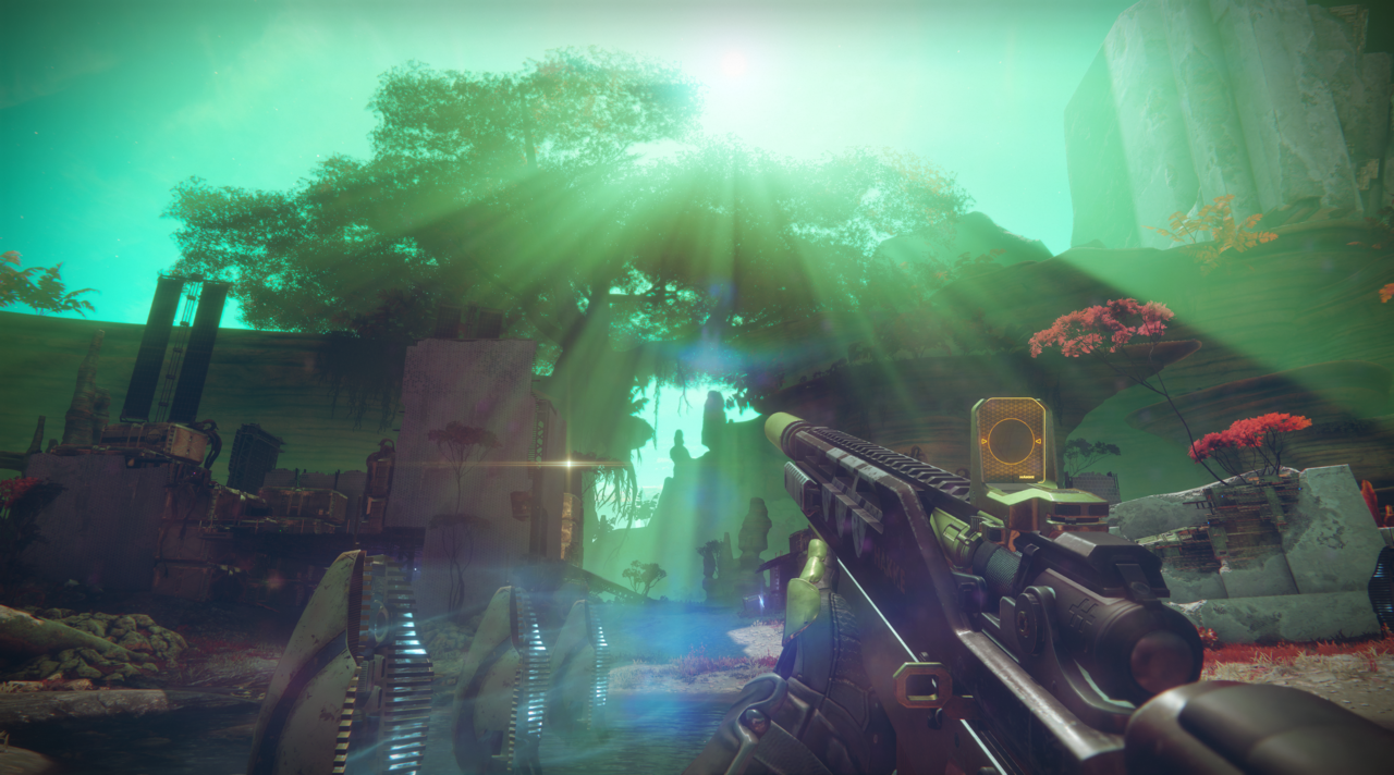 Check out all the screenshots of Destiny 2 on PC with max graphics settings.
