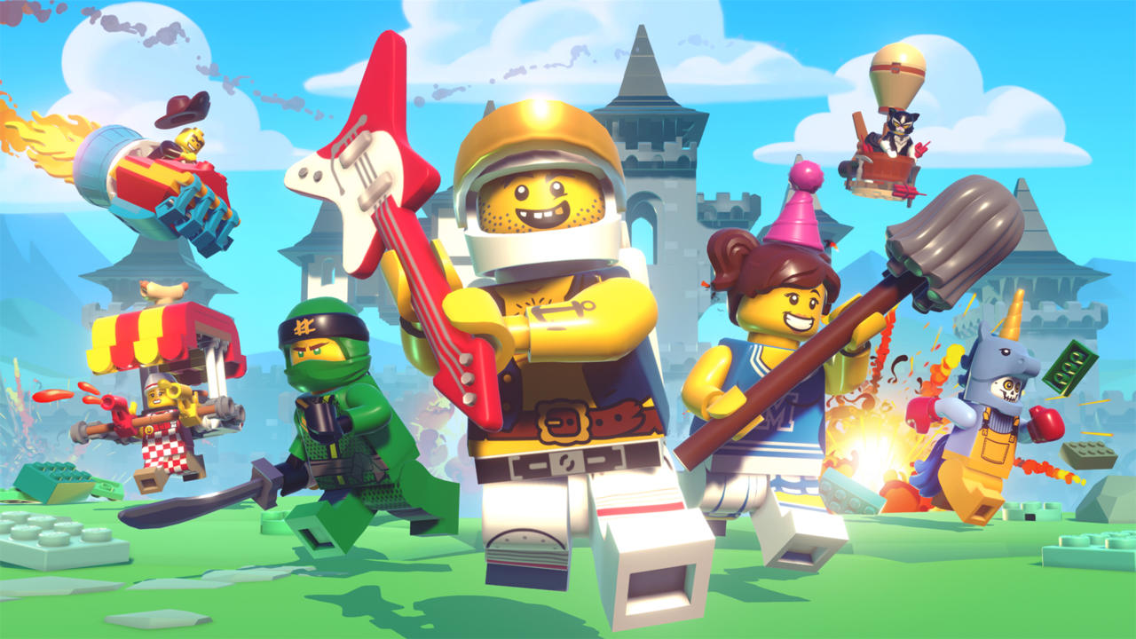 LEGO Arthouse / LEGO Brawls