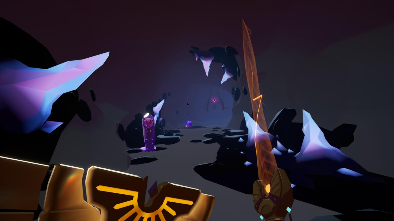 Journey of the Gods from Turtle Rock Studios makes its debut alongside the Oculus Quest.