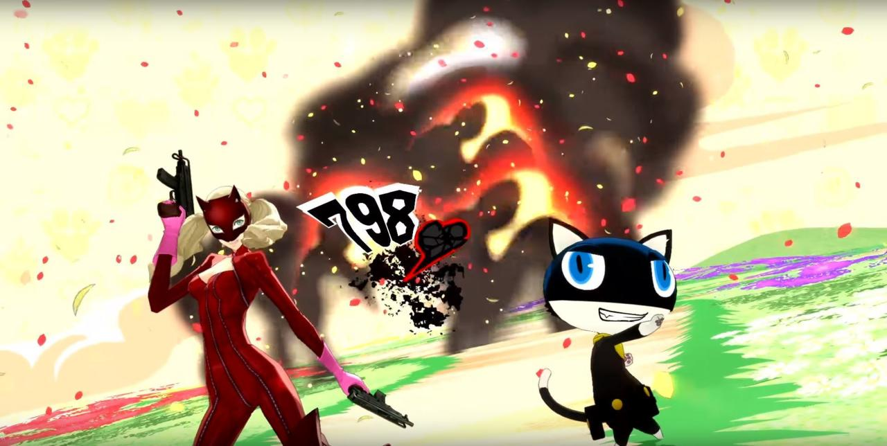 Ann And Morgana Have A Wildly Ridiculous Partner Attack