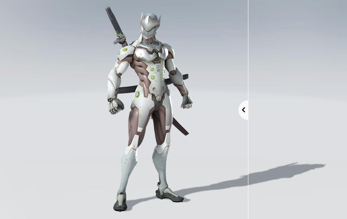 Old Genji
