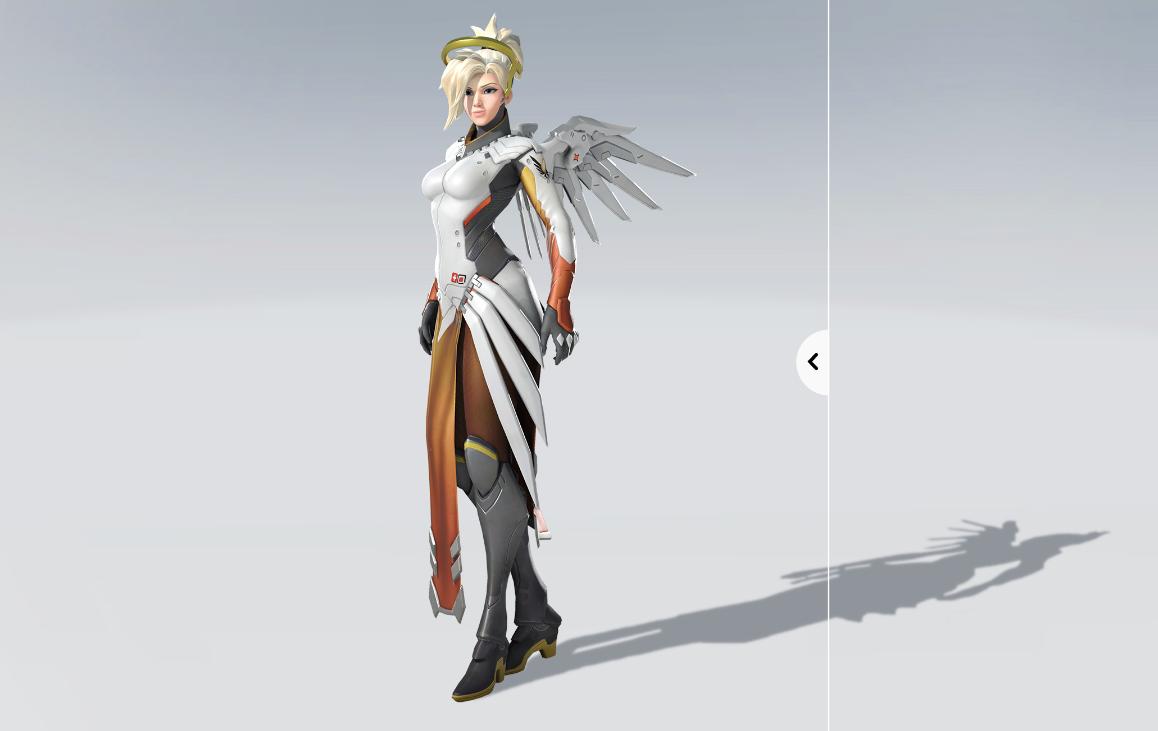 Old Mercy